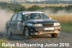 Rallye Sachsenring Junior 2010